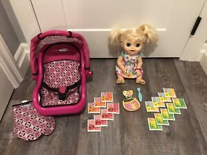 Baby Alive Doll-Barely Used