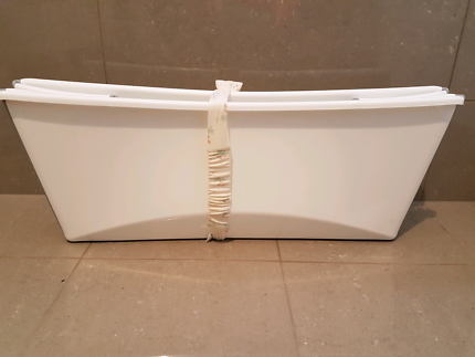 STOKKE foldable baby bath newborn insert RRP $95 | Baths | Gumtree ...