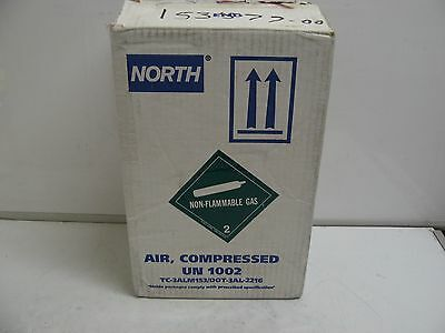 New North 89997 Respiratory Protection Air Tank Scba Cylinder