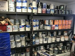 Interior and exterior paint for sale
