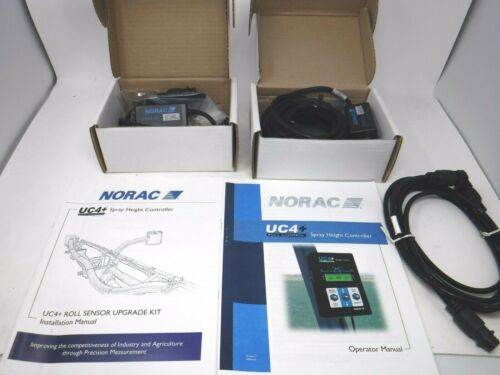 NORAC UC4+ Roll Sensor COMPLETE UPGRADE KIT. (4473BC) *BRAND NEW*