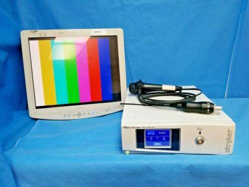 Stryker Ideal Eyes HD Camera Box w/ CST-5000S Cystoscope