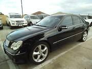 2005 Mercedes-Benz C180 KOMPRESSOR ADVANTGARDE Sedan $7990 St James Victoria Park Area Preview