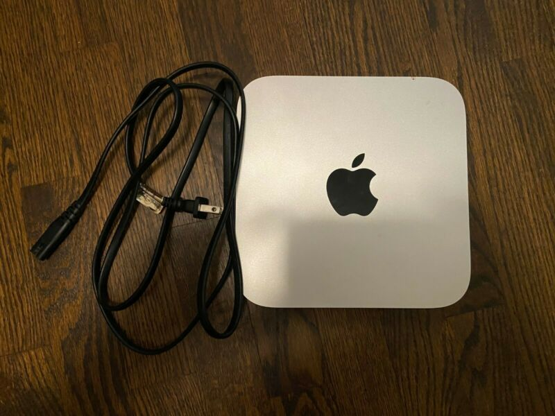Apple Mac mini A1347 Desktop (July, 2011) 2.3GHz i5 2GB 500GB HDD