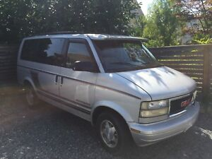 1995 GMC Safari AWD Reduced!!