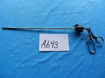 Applied Medical Surgical Laparoscopic A-trac Padded Delicate Grasper C5208