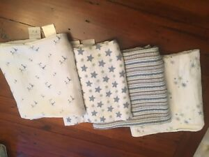Aden and anais swaddling blankets