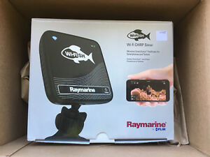 Wi-FiSH fish finder by Raymarine