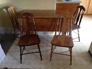 5 Piece Bass River Table and Chair Set