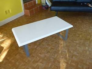 White coffee table North Narrabeen Pittwater Area Preview