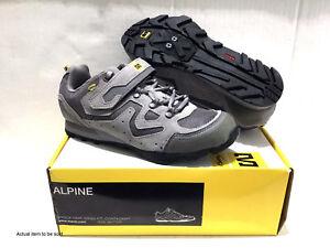 new Mavic Alpine Mountain Bike Cycling Shoes 5.5 38 shock grip outsole reg:$99