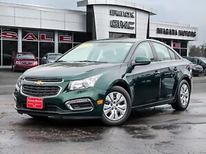 2015 Chevrolet Cruze LT..ONE OWNER..LOCAL TRADE..