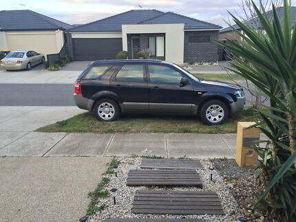 Ford territory  Derrimut Brimbank Area Preview