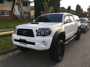 2005 Toyota Tacoma Double Cab Long Bed