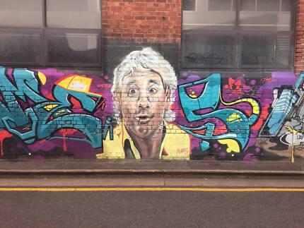 Adelaide Street Art Walking Tours