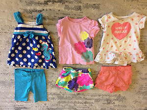 Girls Clothing Lot - 55 pieces for $30