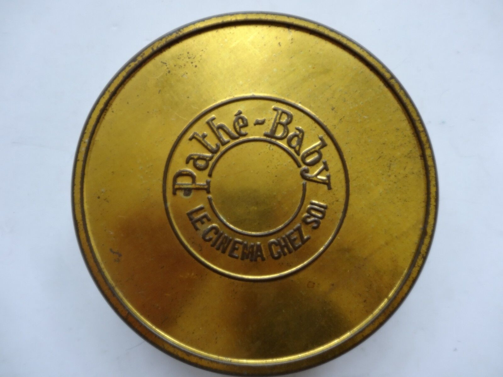 PATHE BABY 600000 FRANCS PAR MOIS CHARLES VANEL 3 BOBINES 1925 9.5MM