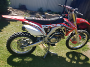 Crf450 need gone asap South Windsor Hawkesbury Area Preview