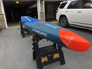 Carbon Starboard All-Star Race Paddleboard SUP