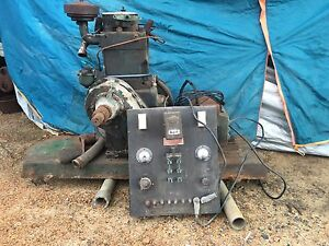 Vintage Stationary PETTER Engine. Waroona Waroona Area Preview