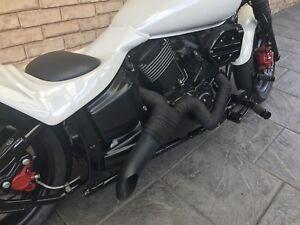Custom V-Twin 1100cc