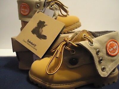 Boys Timberlands on sale for $65.00 USD.