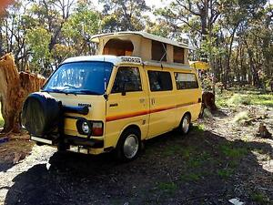 Toyota hiace Drummond North Hepburn Area Preview