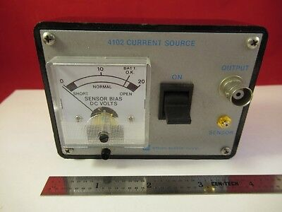 Vibro-meter Current Source Accelerometer Battery Power Supply Icp Iepe W6-ft-c