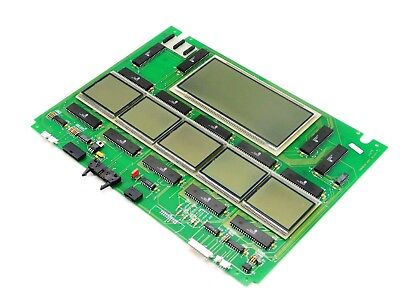 Tokheim 000-421437-r05 Premier B 5 Pd Main Sales Display Board Remanufactured