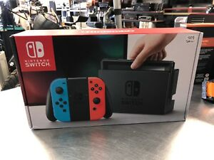 Neuf Nintendo switch neuf