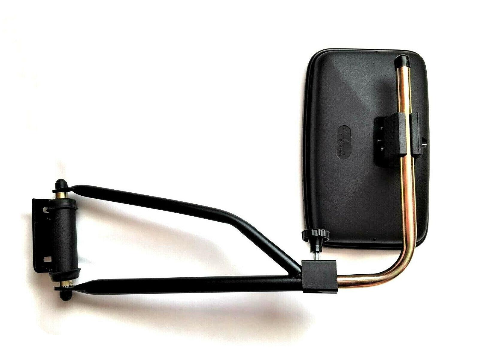 Außenspiegel Rückspiegel 310x195 mm E20 LKW BUS mit Spiegelarm Spiegelhalter SET