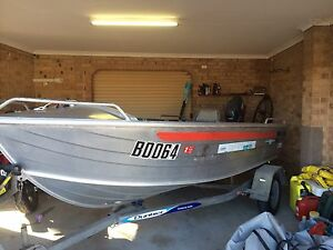 Boat swap Quintrex Dory Widebody 4.2m Karrinyup Stirling Area Preview