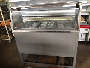 RESTAURANT SALAD TABLE / RESTAURANT COLD TABLE FOR SALE