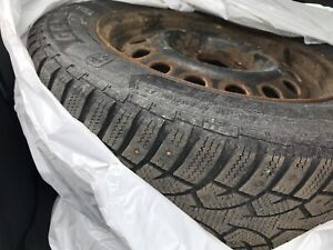 Used Studded Winter Tires