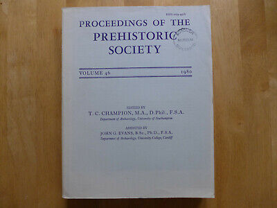 Proceedings Of The Prehistoric Society 1980