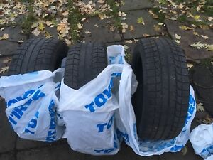 3 Winter tires 205/55/16 Penus hiver Michelin