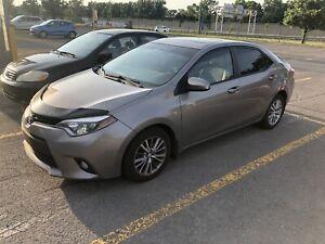 Toyota Corolla LE Tech