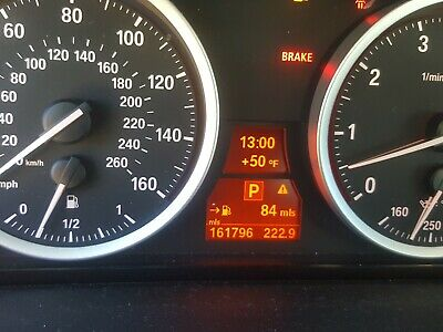 BMW E63 E64 645i 650i V8 Instrument Gauge Cluster Panel Speedo Tach 2004-2010 OE