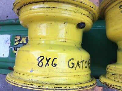 John Deere Gator 6 X 4 . 2 X 4 Front Rim 8 X 6 Used