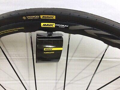 Quantité 2 Bicycle Tube 700 x 18//23C 25 vélo pour Mavic Enve Zipp roues