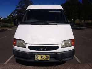 1999 Ford Transit Bus 12 Seater Kitchener Cessnock Area Preview