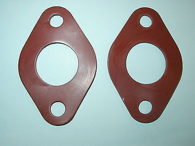 2 Flange Gaskets Bell Gossett Taco Grundfos Armstrong Full Coverage