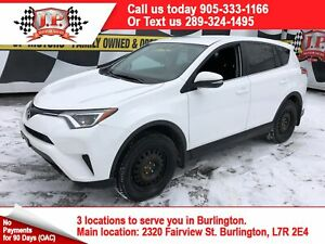 2016 Toyota RAV4 LE, Automatic, Heated Seats, Bluetooth, AWD