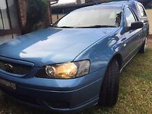 2006 Ford Falcon Ute Enfield Burwood Area Preview