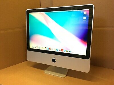 "Apple iMac 20"" 7,1 (2007) CORE 2, 2.0GHz 1GB RAM 250GB HDD Wi-Fi A1224 EMC 2133"