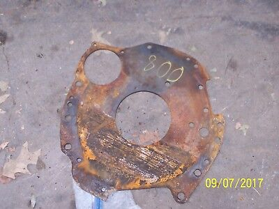 60080090060170180190120004000 Ford Tractor Rear Engine Plate 4 Speed