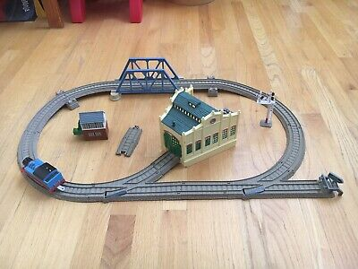 Hit Toy Complete Thomas Sodor Adventure Set for Thomas and Friends Trackmaster
