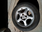 honda wheel 195/60R14 Para Hills West Salisbury Area Preview