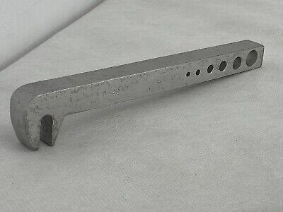 Depuy 2047 Orthopedic Plate Bender 7 14in Overall Length 5 Hole Model
