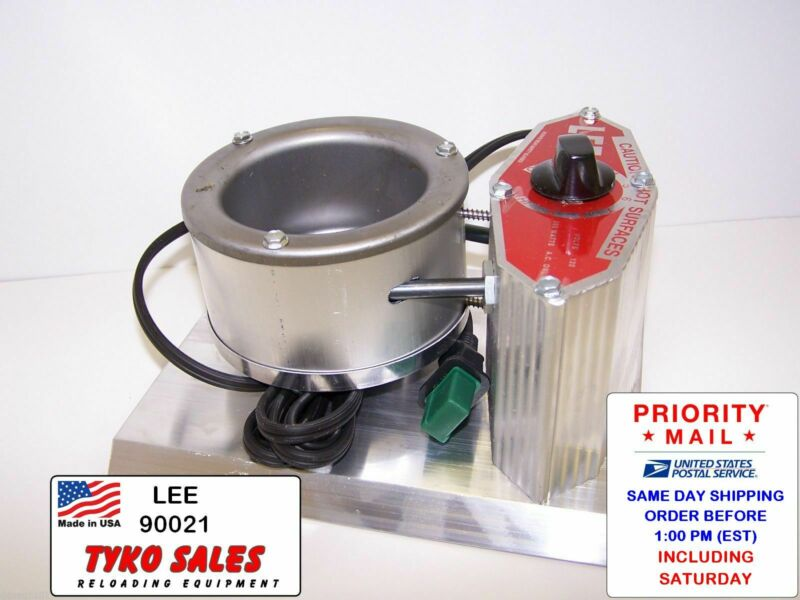 Lee Production Pot IV Furnace Lead Melter 110 Volt New In Package #90009
